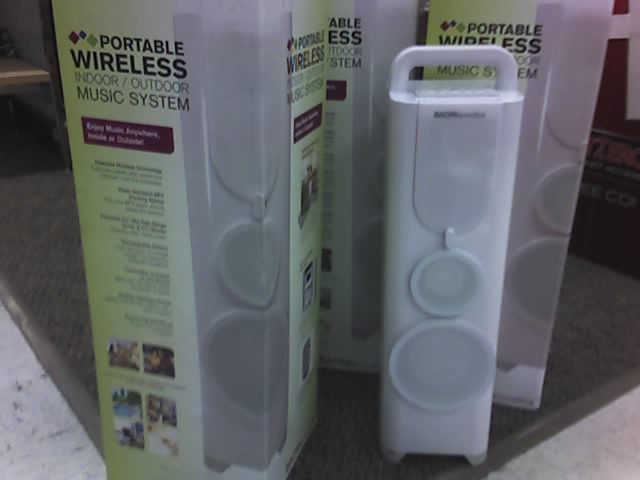 Jusby's Wireless Audio Support
