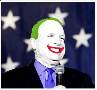 Daredevil Clown, McCain