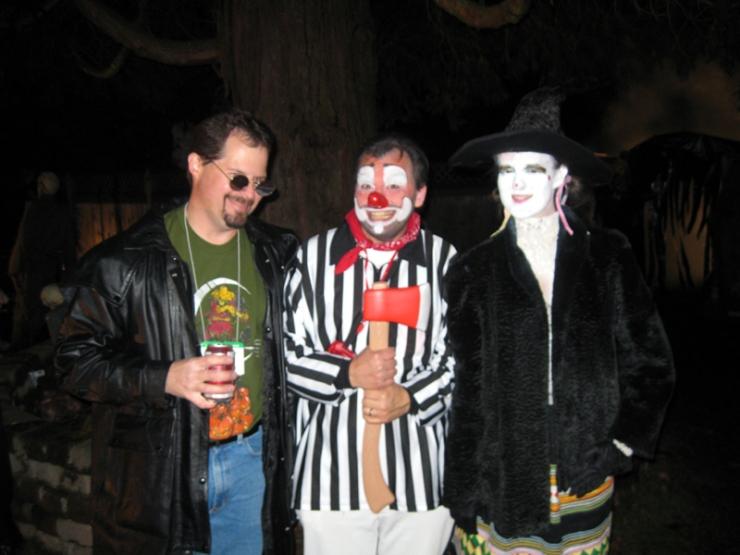 Tumwater Halloween House
